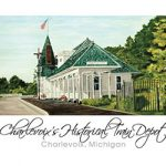 Charlevoix's Historical Train Depot