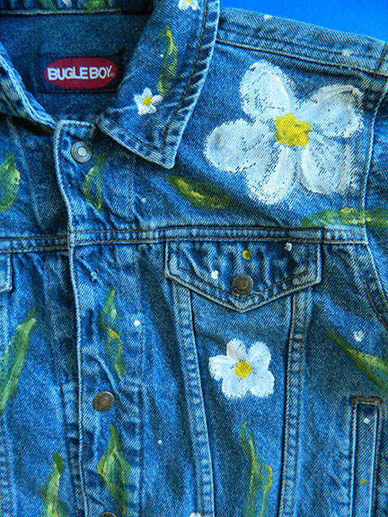 Daisy Jean Jacket by Linda Boss