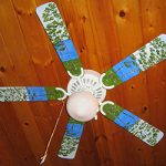It's Cool Up North! - Ceiling Fan by Linda Boss