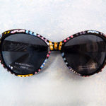 Hand Painted Sunglasses #1