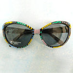 Hand Painted Sunglasses #3