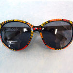 Hand Painted Sunglasses #5
