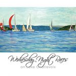Wednesday Night Races on Lake Charlevoix